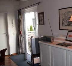 City Wohnungen & Cottage im Garten - zentral in der Dresdner Neustadt Louisenstrasse 1