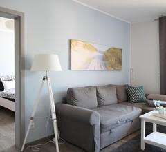 Ferienwohnung/App. für 3 Gäste mit 55m² in Dierhagen Strand (71331) 1