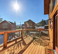 Estes Park Home mit Deck & Grill - Schritte von DT! 1