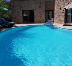 Luxusvilla in Bodrum mit privatem Pool und Garten 2