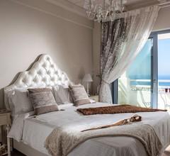 Villa Seaview private Villa mit beheizbarem Pool und Panoramablick auf das Meer 1