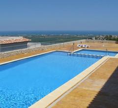 Wohnung in Monte Pego mit privater Terrasse von 300 m2 und Meerblick 2