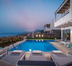 Villa Seaview private Villa mit beheizbarem Pool und Panoramablick auf das Meer 2