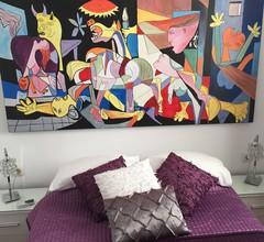 Stilvolles Apartment mit einem Schlafzimmer mit herrlichem Meerblick 1