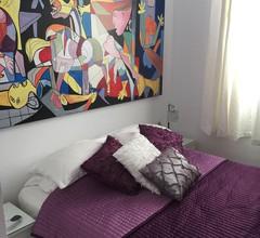 Stilvolles Apartment mit einem Schlafzimmer mit herrlichem Meerblick 2