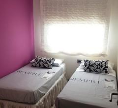 Wohnung in Palm-Mar, Arona, schön eingerichtet, möbliert und ausgestattet 1
