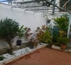 Ferienhaus mit Garten im Zentrum von Agaete: Casa Carmela 1