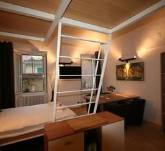 Luxus-Studio mit WiFi in Bordighera Altstadt 1