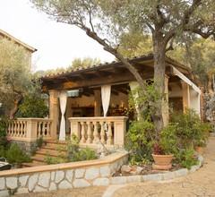 CA´N BAIXO Geräumige Villa mit Salzwasser-Überlaufpool mit Meerblick 2