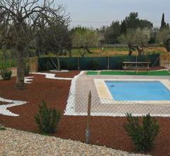 Ländliches Ferienhaus für 6-8 Pers. Klimaanlage, Swimmingpool, WLAN, Tischtennis 2