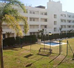 Schöne Strandwohnung in Miraflores, Mijas Costa mit WiFi und internationalem Fernsehen 2
