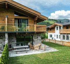 Modernes Ferienhaus mit eigener Sauna in Leogang 2