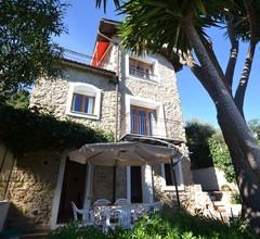 Modernes Ferienhaus mit Meerblick in Ventimiglia 1