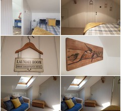Idyllisches, gemütliches Ferienhaus mit Holzofen und Whirlpool - Loch Lomond 2