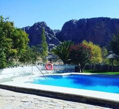 Geräumiges, gut ausgestattetes Bergdorfhaus in der Nähe von Ronda, Spanien 1