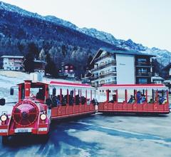 Luxuriöses, ruhiges alpines Ski-Chalet, nicht weit von den Pisten und dem Nachtleben entfernt 1