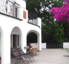 Für 4 Personen, Terrasse von 100 m2 am Meer, mit Garten und überdachter Garage 2