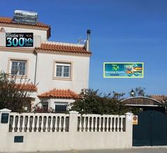 Eck-Doppelhaushälfte am Strand 1
