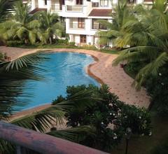 Duplex-Apartment mit zwei Schlafzimmern in Baga / Arpora / Anjuna (1207) 2