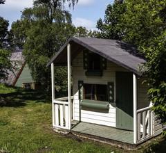 Urige Hütte 6 - eine traditionelle Lodge, die 5 Gäste in 2 Schlafzimmer 1