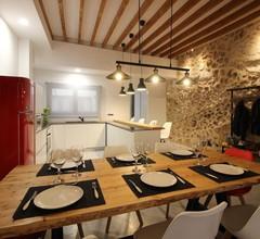 Duplex Wohnung mit Stil mit WLAN, Dachterrasse für 6 Personen 2