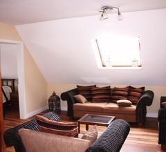 Große Wohnung im Nord.München. Sehr schöne, 4-Zimmer Dachgeschosswohnung 1