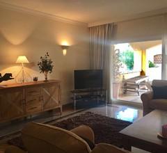 Frühbucher-Rabatt 10% Luxuriöse EG-Wohnung in Elviria, Marbella. Strandnähe 1