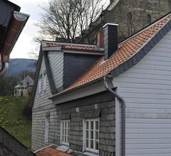 Wohnen im Denkmal am Fuße der Kaiserpfalz / Goslar Altstadt /**** Ferienhaus 1