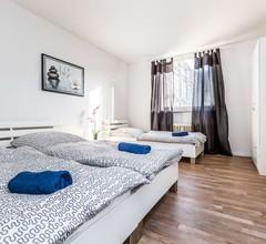 M02 schöne Ferienwohnung in Monheim mit Kostenlose Parkmöglichkeit 2