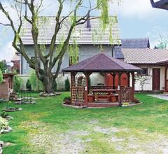 1 Zimmer Unterkunft in Kolczewo 1