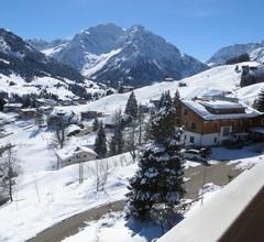 Gästehaus am Berg,Ferienwohnung Panorama, 3 Schlafzimmer 2