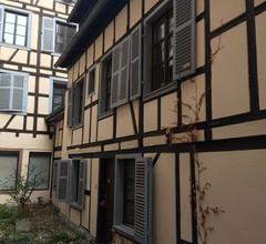Die Petite Maison Strasbourgeoise 1