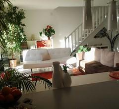 Angenehmes klimatisiertes Haus mit Garten 1