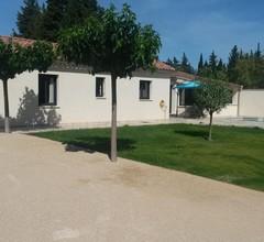 Am Fuße von Ventoux, neues, klimatisiertes Ferienhaus mit privatem Pool 1