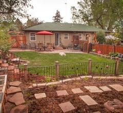großen Garten und eine Terrasse zum Entspannen und unterhaltsam 1