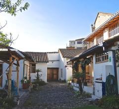 Suite Lagarto mit schönen Gärten im historischen Quito 1