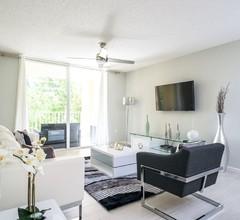 Resort-stil Wohnung in Aventura Yacht Club 2-bett neu Eingerichtet 1