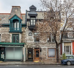 Montreal Styled 2 BR Apartment on St-Denis Street 2