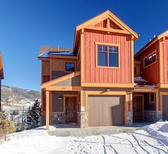Upgraded Townhome: Private Hot Tub- W / D- Grill- 1 Meile zu I-70- mit Shuttle Stop 2