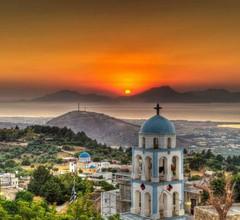Kos-Zia-Asfendiou-Villa mit Meerblick 2