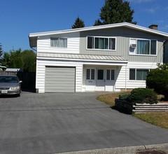 Fühlen Sie sich bei Ihrem Besuch zuhause in einem echten Haus in einem Vorort von Vancouver 2