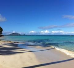 Kailua Beach-Tropical Sands Luxussuite-Spaziergang zum Kailua Beach 1