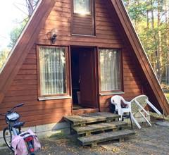 Finnhütte Wilma mit Privatstrand 2