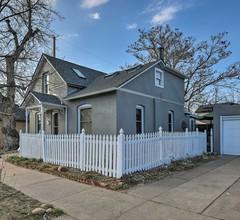 Begehbares Haus in Denver mit Kamin in der Nähe der Pearl Street 1