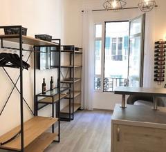 Nice Centre Suite - Apartment Bestehend aus Einem Studio und Einem F2 im Herzen von Nizza 1
