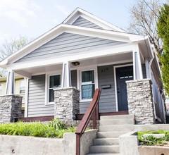 Modernes Haus in historischen Strawberry Hill w / Blick auf Downtown KC - tierfreundlich 1