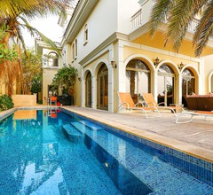 5 Bett Villa mit privatem Pool 1