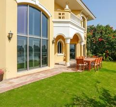 Palm Villa mit unglaublichem Blick auf den Yachthafen 2
