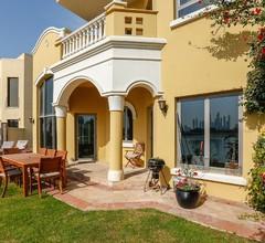 Palm Villa mit unglaublichem Blick auf den Yachthafen 1