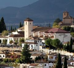 Gemütliches Apartment im Zentrum von Granada mit Internet- Waschmaschine- Klimaanlage- Terrasse 2